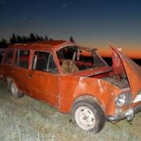 В Омской области из-за пьяного водителя без прав пострадал ребенок