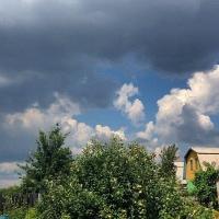 В Омской области объявлено штормовое предупреждение