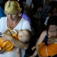 В омских больницах готовы бесплатно лечить беженцев с Украины