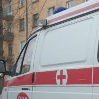 В Омске после ДТП на улице Лукашевича мотоциклист попал в больницу