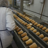 В Омской области стали больше производить еды и пользоваться канализацией