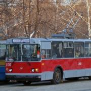 В Омске модернизируют троллейбусы