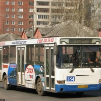 В Омске ликвидируют четыре автобусных маршрута