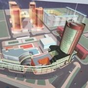 В Омске собираются построить 30 этажный небоскреб