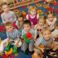 В Омской области открыли новый детский сад за 40 миллионов