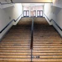 У омской мэрии не хватило денег на подземный переход