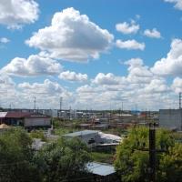 В ближайшие дни в Омской области ожидается гроза