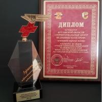 Омский центр медицины катастроф признали лучшим в России