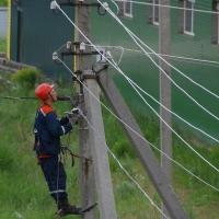 Бурков поручил Марыгину разобраться с частыми отключениями электричества