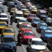 Уроки вождения - специфика мегаполиса