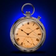 Губернатор посмотрел на часы
