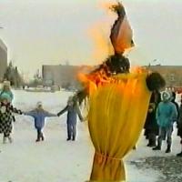 Места празднования Масленицы в Омске в 2017 году