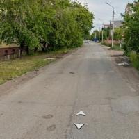 Представители омской власти не смогли найти в городе указанный участок дороги