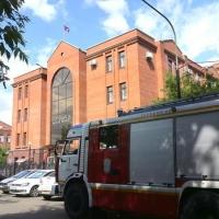 В Омске из-за угрозы взрыва эвакуировали Арбитражный суд