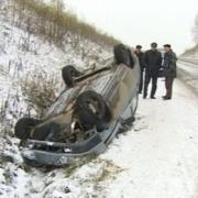 В ДТП на трассе Омск – Тюмень пострадала семья врача