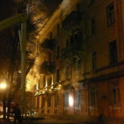 В центре Омска эвакуировали 20 человек