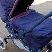 17-летняя судимая омичка угнала детскую коляску