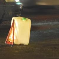 В омской аварии с автокраном погиб водитель машины «ГАЗ»