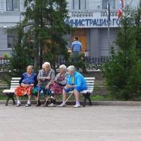 Количество омских пенсионеров перевалило за 600 тысяч человек
