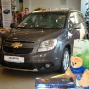 Омичам представили новый мини-вэн Chevrolet
