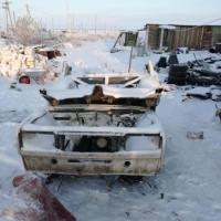 Сельчанин угонял из Омска старые ВАЗы, распиливал и сдавал на металлолом