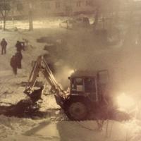 В Омске из-за аварии без горячей воды и тепла остались детский сад и несколько домов