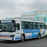 У жителей Старой Московки в Омске появилось два прямых автобуса до ж/д вокзала