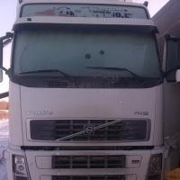 В Омской области инспекторы ДПС нашли пустой замерзший грузовик