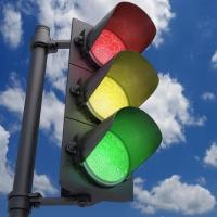 В Омске на улице 21-я Амурская изменят режим работы светофоров