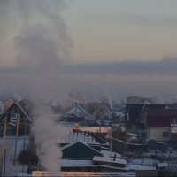 Ночной мороз в Омске побил столетний рекорд