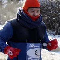 На трассу Рождественского полумарафона во второй раз выйдет гонконгский писатель
