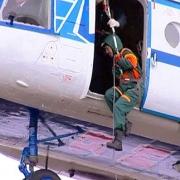 Тушением пожаров в омских лесах займутся парашютисты-десантники