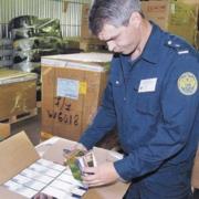 Омская таможня перехватила килограмм наркотиков в почте
