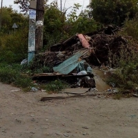 В Омске на Добролюбова остается открытым колодец, в который упал 9-летний мальчик