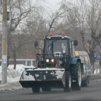 Омские дорожники вывезли из города более 500 тысяч кубометров снега