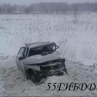 На трассе Тюмень-Омск пострадало трое детей