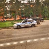 В Омске через план «Перехват» владельцу вернули угнанный оранжевый ВАЗ