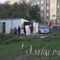 В Омске продавец, порезанная вором за 19 тысяч рублей, находится в реанимации