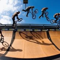 В Омском районе проведут международные гонки по велосипедному мотокроссу