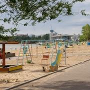 Пляжам устроили экзамен  городские службы и спасатели