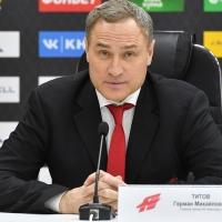Титов: «Авангард» не был готов к агрессивной игре «Салавата Юлаева»