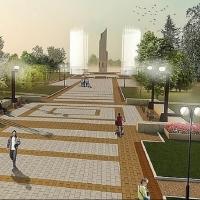Реконструкцию бульвара Победы в Омске планируют завершить к осени