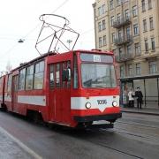 В Омске закроют движение трамвая № 2