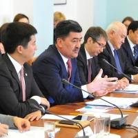 В Омске Назаров и Нысанбаев обсудили потенциал ярмарочного обмена