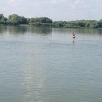 В Омске с начала года на «диких» пляжах произошло 11 несчастных случаев