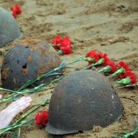 Омские поисковики предадут солдатские медальоны родственникам погибших на войне красноармейцев