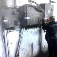 На Западно-Сибирском металлургическом комбинате опломбировали плавильные печи