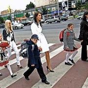 В Омске дважды за сутки сбивали детей