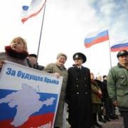 Завтра омичи выйдут на митинг в поддержку Крыма