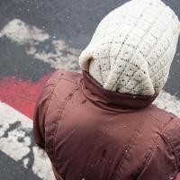 В Омске при столкновении автомобилей пострадала пенсионерка